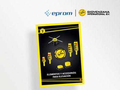 Elementos y accesorios elevación Giovenzana | Eprom S.A.