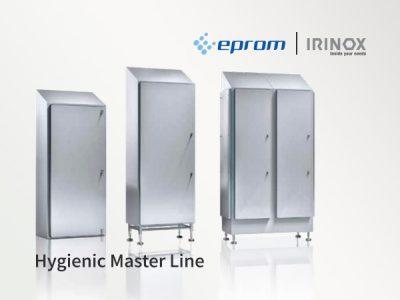 Hygienic master line Irinox | Eprom S.A.