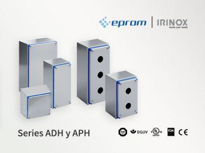 Cajas ADH APH Irinox | Eprom S.A.