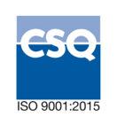 Certificado de calidad de Pizzato ( Productos Epromsa)
