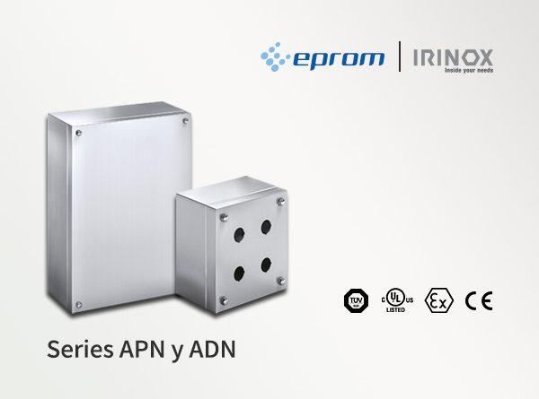 Cajas estancas APN ADN Irinox | Eprom S.A.
