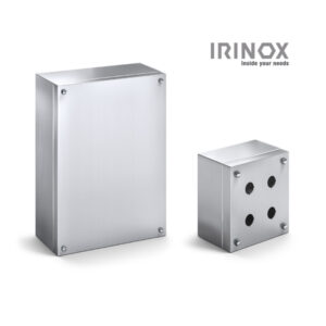 Cajas estancas de acero inoxidable APN y ADN de Irinox